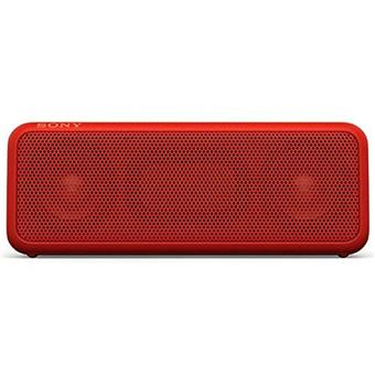 buy SONY PORTABLE BLUETOOTH SPEAKER SRSXB3 RED :Sony