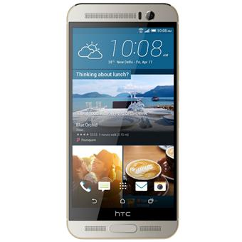 buy HTC MOBILE ONE M9 PLUS PCE GOLD ON SILVER :HTC
