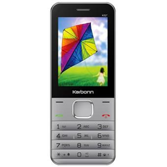 buy KARBONN MOBILE K52 STAR SILVER :Karbonn