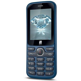 buy IBALL MOBILE 2.4K JEWEL BLACK BLUE :IBall