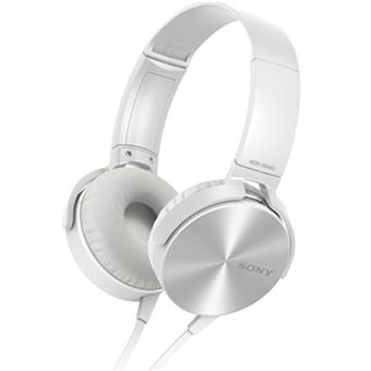 buy SONY HEAPHONE MDRXB450WC WHITE :Sony