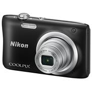 buy Nikon A100 Point & Shoot Camera (Black)