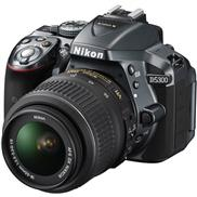 buy Nikon D5300 DSLR Camera (18-55mm, Black)