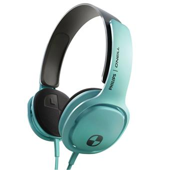 buy PHILIPS O NEILL HEADPHONE SHO3300 MINT GREEN :Philips