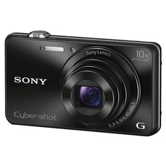 buy SONY STILL CAMERA DSCWX220 BLACK :Sony