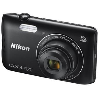 buy NIKON STILL CAMERA A300 BLACK :Nikon